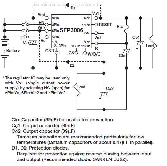 SPF3006  Sanken Electric