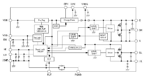 电路 电路图 电子 原理图 567_304