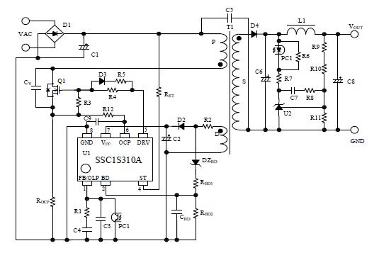 ssc1s311a  uff5csanken electric