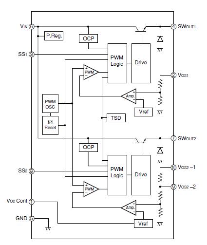 Sta801m  Uff5csanken Electric