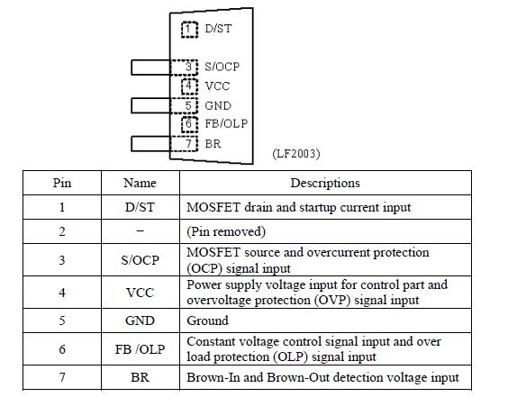 Strw6053n datasheet pdf