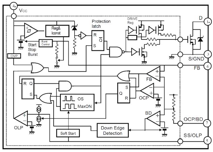 Str W6750f |sanken Electric