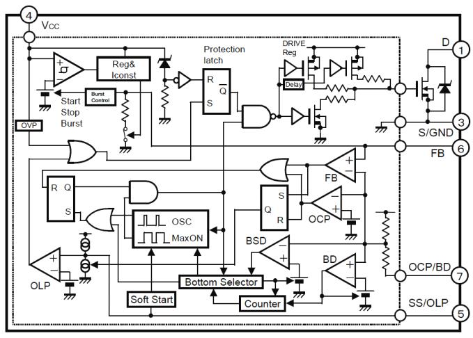 Str W6765 |sanken Electric